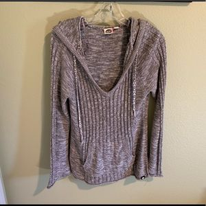 Roxy sweater size L